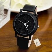 BAJEETA New Fashion Simple Style Women Watch Casual Quartz Leather Student Watch Men Hot Sale Analog Wristwatch Relogio Feminino