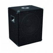 Omnitronic BX-1250 12 inch subwoofer