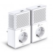 TP-LINK AV1000 1000Mbit/s Ethernet LAN White 2pc(s)