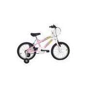 Bicicleta Verden Infantil Brave Br Aro 16 Rosa
