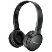 Panasonic Rp-Hf410be-K Cuffie Wireless Bluetooth Autonomia Max 24 Ore Colore Ner