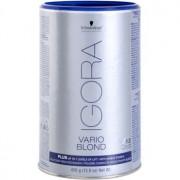 Schwarzkopf Professional IGORA Vario Blond aufhellendes Puder 450 g