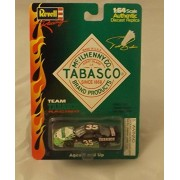 1998 - Revell Racing / Atlas - McIlhenny Co. Tabasco Green - Team Tabasco Racing / Todd Bodine #35 - Pontiac Grand Prix - 1:64 Scale Die Cast - Rare - Out of Production - Limited Edition - Collectible