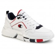 Сникърси CHAMPION - Lander Lea S21420-S20-WW001 Wht/Blue/Red