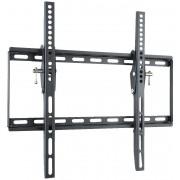 """Supporto a Muro Inclinabile per TV LED LCD 23-55"""" Nero"""