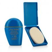 UV Protective Liquid Foundation - # SP60 Medium Beige (Unboxed) 30ml/1oz Fond de Ten Lichid cu Protecție UV - # SP60 Bej Mediu (Fără Ambalaj)