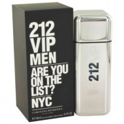 Carolina Herrera 212 VIP Eau De Toilette Spray 3.4 oz / 100.55 mL Men's Fragrance 492572