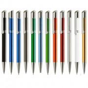 Bolígrafos personalizados de metal Tess