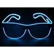 Disco bril met LED verlichting