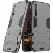 Husa hibrid g-shock pentru Huawei P11 P20 Pro gri