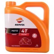 Repsol Moto Racing 4T 10W-50 4 Litro Bidone