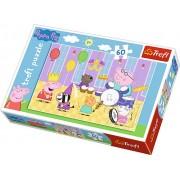Puzzle Trefl - Peppa Pig, 60 piese (64849)