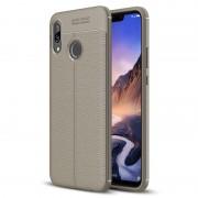 Capa de TPU Slim-Fit Premium para Huawei Nova 3 - Cinzento