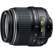 Nikon DX AF-S Nikkor 18-55mm f/3.5-5.6G II ED Objetivo Negro