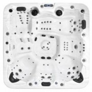 Spatec Jacuzzi Outdoor Whirlpools - SPAtec 950B weiss