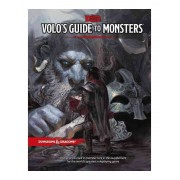 Wizards of the Coast Dungeons & Dragons RPG Volo's Guide to Monsters english