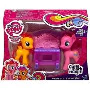 My Little Pony Cutie Mark Magic Set Pinkie Pie & Scootaloo Pony Figures NIP 2015