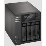 Asustor AS6404T Celeron J3455 Quad-Core 1.5 GHz 4-Bay Network Attached Server