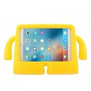 Shop4 - iPad Mini 4 Hoes - Kids Cover Trouser voor Kinderen Geel