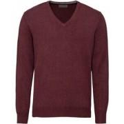 REITMAYER V-Pullover mit Lederpatches - Size: 48 50 52 54 56