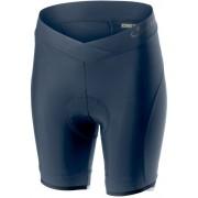 Castelli Vista pantaloni scurți femei Dark Steel Blue L