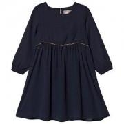 Creamie Creamie Total Eclipse Blue Chiffon Dress 116 cm (5-6 Years)