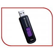 USB Flash Drive 32Gb - Transcend FlashDrive JetFlash 500 TS32GJF500
