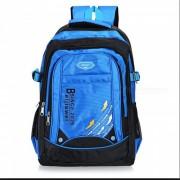 ultima bolsa de hombro de nylon resistente al agua para camping - azul