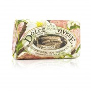 Nesti Dante Dolce Vivere Fine Natural Soap - Roma - Olenander In Bloom, Muscat & Fig 250g