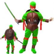 Costume Tartaruga tg. 6/7 anni