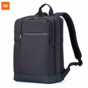Xiaomi original 17L clasico estilo de los hombres de negocios Mochila para portatil - Negro