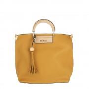 Dámská žlutá kabelka NOBO 1820