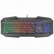 TRUST Gejmerska tastatura GXT 830-RW AVONN (Crna)
