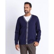 Gentlemen Selection Strick-Cardigan