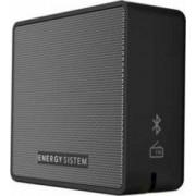Boxa portabila Energy Music Box 1+ Slate Bluetooth v4.1 5W microSD MP3 FM Radio Audio-In
