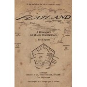 Flatland: A Romance of Many Dimensions: Illustrated, Paperback/Edwin A. Abbot