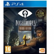 Little Nightmares Deluxe Edition, за PS4