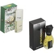Combo Rajnigandha 20ml-Teenworld 30ml Perfume