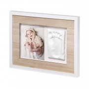 Baby Art baby Art Tiny Style Wall Print Frame Wooden Foto Marco Para Colgar Con