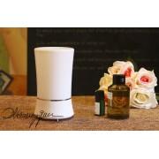 Illóolaj párologtató, hengeres formájú, elegáns 150 ml-es (27)