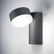 Osram Endura Style Spot Rd Led Væglampe Antracit