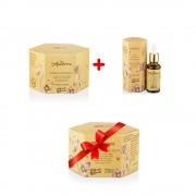 Crema antiaging + Ser antiaging + Crema contur ochi