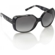 DKNY Round Sunglasses(Black)