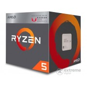 AMD Ryzen 5 2400G 3.6GHz AM4 box procesor (YD2400C5FBBOX)