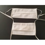 Ochranné rúško bavlnené - dvojvrstvové