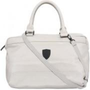 Puma Ferrari LS Handbag Shoulder Bag(White, 13 L)