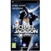 MICHAEL JACKSON THE EXPERIENCE - PSP