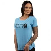 Gorilla Wear Lodi T-Shirt Light Blue