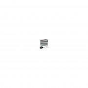 VanGoddy - Luxe Negro Color Blanco Rayas 43,2 cm Compact Sleeve for HP Envy 17 de transporte acolchada Omen Pavilion ProBook ZBook Series 43,9 cm Laptop + Wireless Mouse + auricular, Azul series