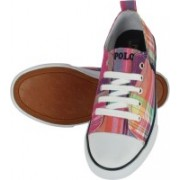 POLO RALPH LAUREN Sneakers(Pink)